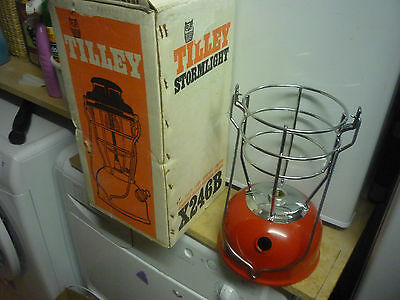 New Tilley Font .cage. Handle. With Box..tilly