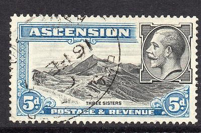 Ascension 5d Stamp c1934 Used SG26
