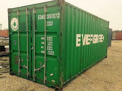 20ft Steel Storage Shipping Container