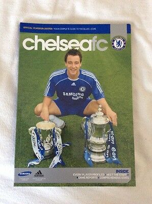 Chelsea FC 2007/08 Year Book