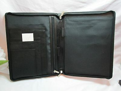 Kenneth Cole New York Notebook Journal Binder Many Pockets