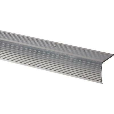 "M-D Building Products 1-1/8""x3' Silver Edging 78022"