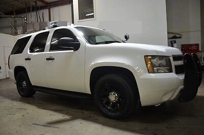 2009 Chevrolet Tahoe Running Boards Fully Loaded Chevrolet Police Tahoe with full police package ready to use.