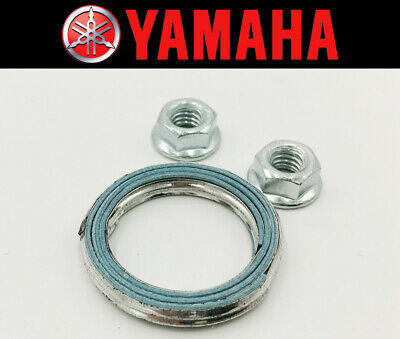 Exhaust Manifold Gasket Repair Set Yamaha T50 Town Mate 1993-1997 (Incl. Nuts)