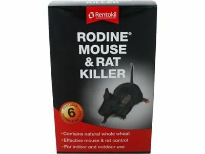 Rentokil Rodine Rat & Mouse Killer Pick Number Of Sachets