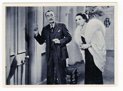 1940 Movie Card of JOAN MARION & TOM WALLS in For Valour