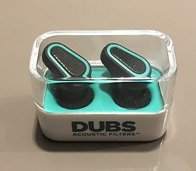 Dubs Acoustic Filter Ear Plugs