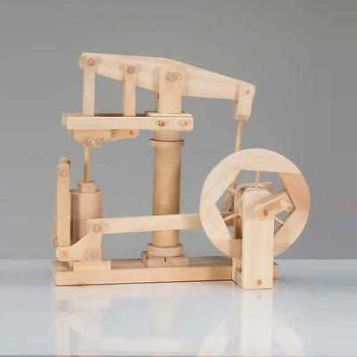Beam Engine Automation! by Timberkits. Self-assembly kit!