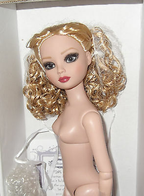 "Wild 16"" Ellowyne Letting Off Steam Nude Doll Inset Eyes LE 350- SOLD OUT 2010"