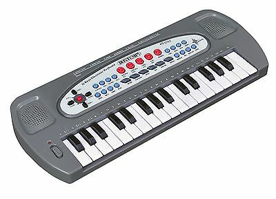 Bontempi Tastiera Con Display Lcd 32 Tasti Kdt 3210.2