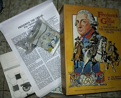 Frederick the great Avalon Hill