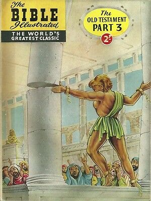 Classics Illustrated: The Bible Illustrated OT Part 3