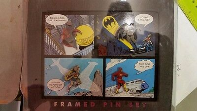 *RARE* DC Warner Brothers store EXCLUSIVE pin set