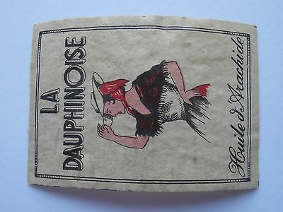 Vintage Match Box / Matchbox  Label934