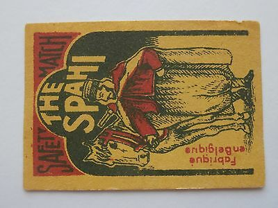 Vintage Match Box / Matchbox  Label942