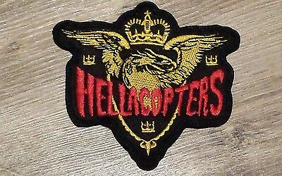 Hellacopters PATCH ( AUFNÄHER )