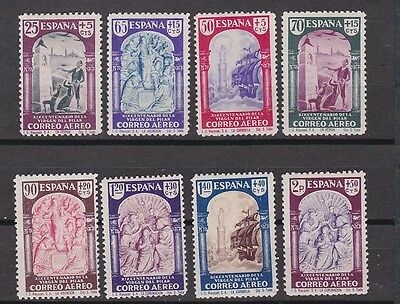 1940 Sc CB8/15 eight stamps,    f2334
