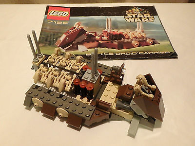 LEGO Star Wars Battle Droid Carrier 7126