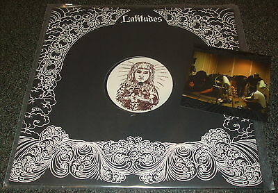 "Grails-Interpretations-Etched Black Vinyl 12""-2008-Limited To 300+Insert-New"