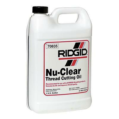 Ridgid Tool Thread Cutting Oil 70835