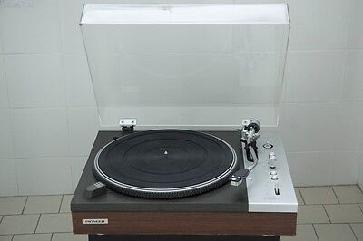 Pioneer PL-510A Direct Drive 1970s turntable. Japan