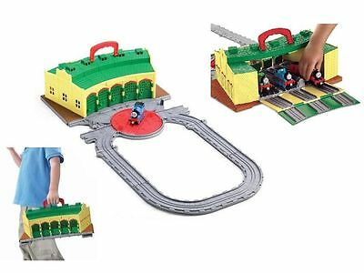 Thomas & Friends Take 'n' Play; Tidmouth Sheds play set - NEW