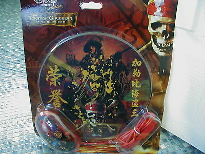 Disney Store Pirates the Caribbean Mouse & Mousemat NEW