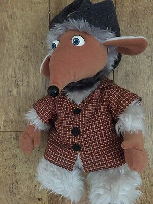 The Wombles Soft Toy BUNGO - First Love - 14""