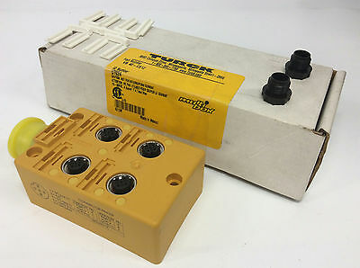Turck U7024 Junction MultiBox VB40-CS12