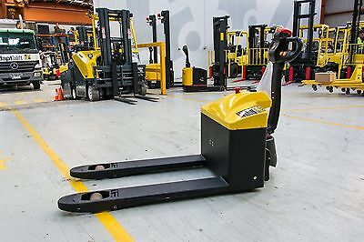 Liftsmart WP 17-15 Electric Hand Pallet Jack/Truck - VIC