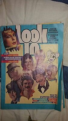 Look In Magazine 26 June 1982 Toyah Centre Picture & Star Wars Back Page