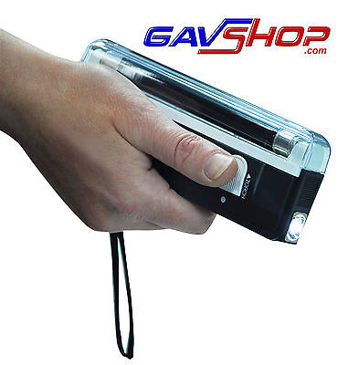 Eagle Ultra Portable UV ( Ultra Violet) Bank Note Checker with Torch - L112F