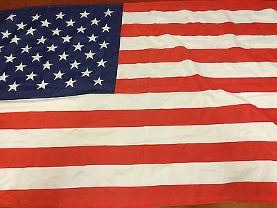 """USA Stars And Stripes Large Flag 5ft X 3ft 60"""" x 36"""""""