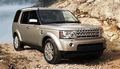 Landrover Discovery 4 (L319) Workshop Service Repair Manual Download