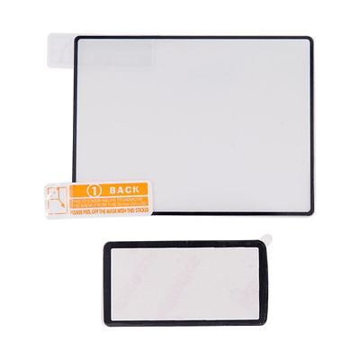 UKHP 0.3mm 9H Self-Adhesive Optical Glass LCD Screen Protector for Canon 70D/80D