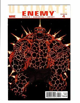 Ultimate Enemy #4 (Marvel Comics, July 2010)