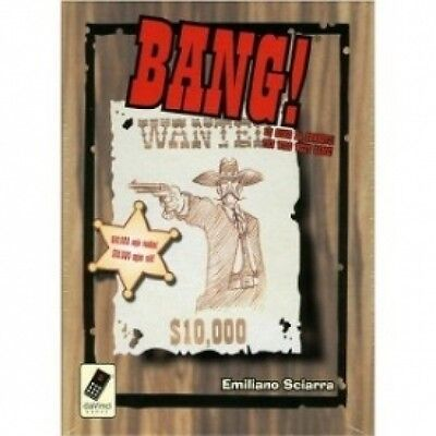 Bang! 4th Edition Card Game Brand New
