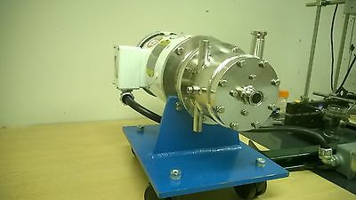 Silverson  Ultra  High  Shear  Lab/pilot  Mixer
