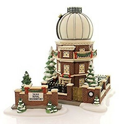 Department 56 The Old Royal Observatory Limited Edition w/Box Display Item