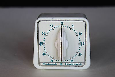 Maid of Honor Kitchen VINTAGE TIMER Robert Shaw Controls Lux Time, Lebanon, TN