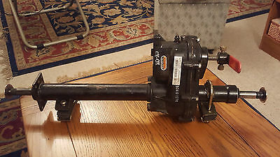 TRANSAXLE GEARBOX STERLING DIAMOND or SHOPRIDER CADIZ 8 MPH MOBILITY SCOOTER