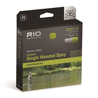 RIO InTouch Single Handed Spey Line, WF5F...New