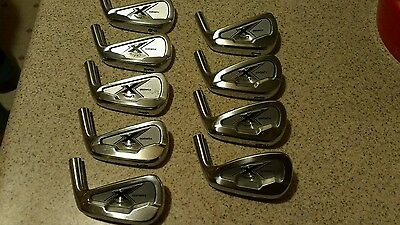Callaway X Forged 2007 2-PW Irons Set Heads Only