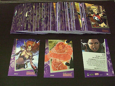 Women of Marvel Series 2 Trading Cards