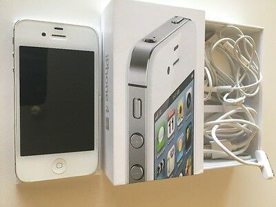Smartphone Apple iPhone 4s - 16 Go - Blanc (MD245F/A)