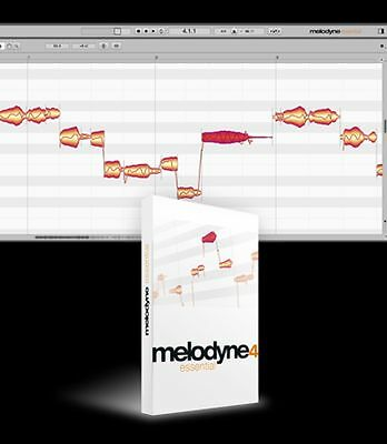 Celemony Melodyne Essential 4 software license *no ilok required* full version