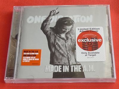 Made in the A.M. [Target Exclusive] by One Direction CD [Harry Styles Cover]