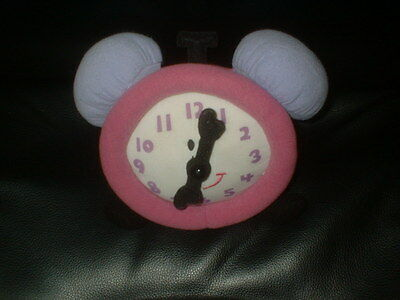 Blues Clues Tickety Tock Clock Soft Toy 17Cm