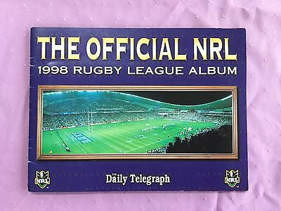 1998 The Official NRL Rugby League Album
