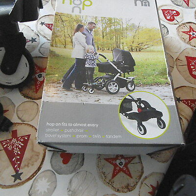 Mothercare HopN buggy board - stroller board used